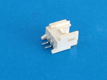 7 Pin Single Row 2mm Header Connector With Surface Mount Technology , UL94V-0